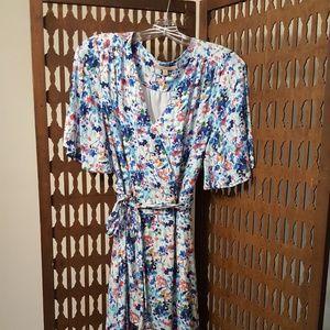 Gibson Latimer Floral Dress
